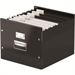 Leitz 60460095 file storage box Polypropylene (PP) Black