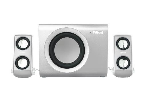 Trust SoundForce 2.1 AquaSonic 15W Blue loudspeaker