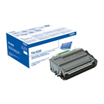 Brother TN-3520 Toner black, 20K pages