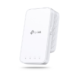 TP-LINK RE300 ampliador de red Repetidor de red Blanco