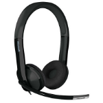 Microsoft LifeChat LX-6000 for Business Binaural Head-band Black headset 7XF-00001