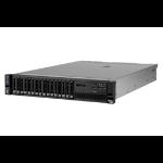 Lenovo System x3650 M5 2.4GHz E5-2640V4 750W Bastidor (2U) servidor