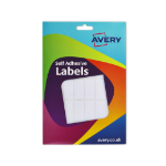 Avery White Labels in Wallets 18x38mm 16-022 (840 Labels)