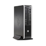 HP Compaq Elite 8200 2.60GHz G620 Black, Silver, White PC