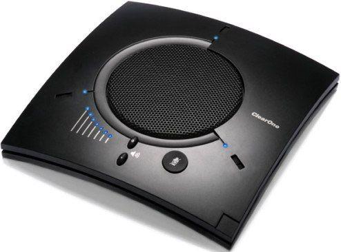 ClearOne CHAT 150C Telephone USB 2.0 Black speakerphone