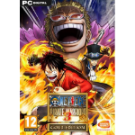 Namco Bandai Games One Piece Pirate Warriors 3 - Gold Edition, PC Gold PC English video game