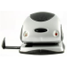 Rexel Precision 225 2 Hole Punch Silver/Black