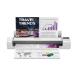 Brother DS-940DW escaner 600 x 600 DPI Escáner alimentado con hojas Negro, Blanco A4
