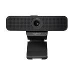 Logitech C925e webcam 1920 x 1080 pixels USB 2.0 Black