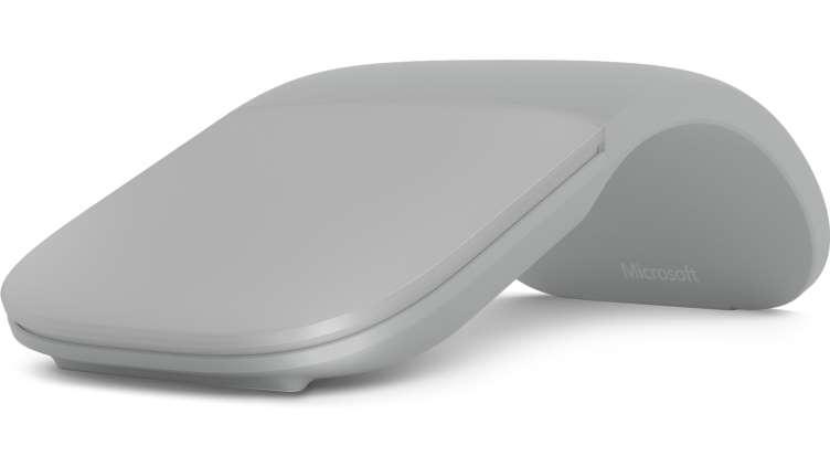 Microsoft ARC TOUCH MOUSE BLUETOOTH PERP ratón Blue Trace 1000 DPI Ambidextro