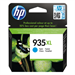 HP C2P24AE#301 (935XL) Ink cartridge cyan, 825 pages, 10ml