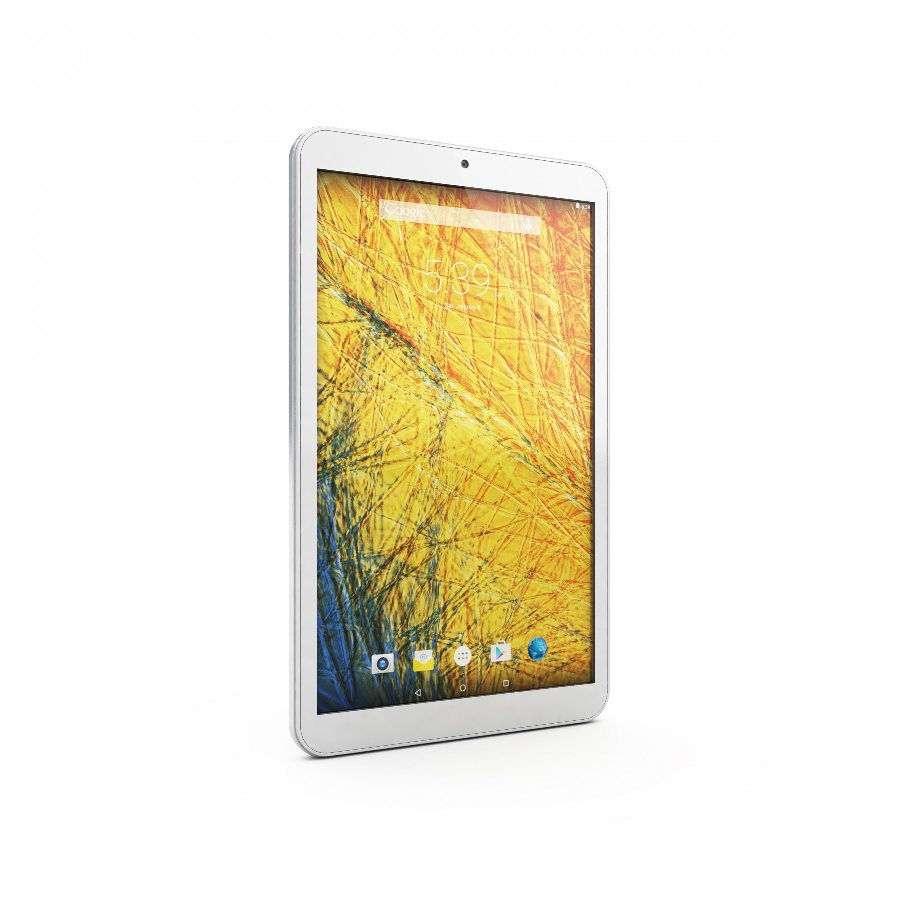"Hipstreet Electron 8"" Quad Core Google Certified Android Tablet 2.0MP Camera 8GB - White"