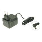 2-Power EUP0003A 1AC outlet(s) Black power extension