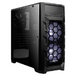 Antec GX202 Midi-Tower Black
