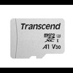 Transcend 300S memory card 8 GB MicroSDHC Class 10 NAND