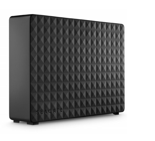 Seagate Archive HDD Expansion Desktop 2TB external hard drive 2000 GB Black