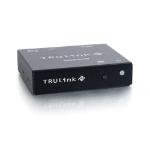 C2G 89362 AV transmitter Black AV extender