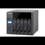 QNAP TS-531X NAS Desktop Ethernet LAN Black