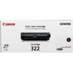 Canon 322 BK Original Black 1 pc(s)