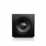 KEF Q400B Closed Box Subwoofer - Black Oak