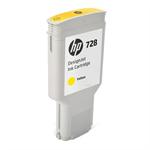 HP F9K15A (728) Ink cartridge yellow, 300ml