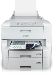 Epson WorkForce Pro WF-8090 DTW Colour 4800 x 1200DPI A3+ Wi-Fi White inkjet printer