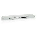 Equip 16-Port Cat.6 Shielded Patch Panel