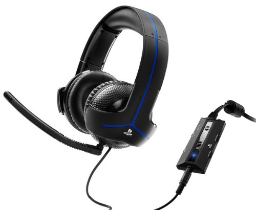 Thrustmaster Y-300P headset Head-band Binaural Black