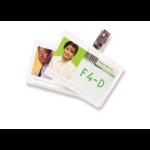 GBC Card Laminating Pouches 67x99mm 2x125 Micron Gloss (100)