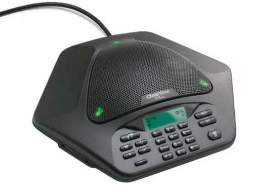 ClearOne MAX EX Expansion Kit speakerphone Telephone Black