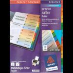 Avery IndexMaker Laser-Copier 1-10