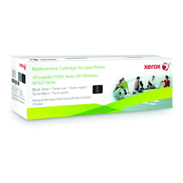Xerox 003R99778 compatible Toner black, 2K pages @ 5% coverage (replaces HP 36A)