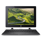 "Acer One 10 S1003-18RT 1.44GHz x5-Z8350 Intel® Atom™ 10.1"" 1280 x 800pixels Touchscreen Black Hybrid (2-in-1)"