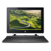 "Acer One 10 S1003-18RT Hybrid (2-in-1) Black 25.6 cm (10.1"") 1280 x 800 pixels Touchscreen Intel Atom® 2 GB DDR3L-SDRAM 64 GB Flash Wi-Fi 4 (802.11n) Windows 10 Home"