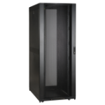 Tripp Lite 42U SmartRack Wide Standard-Depth Rack Enclosure Cabinet with Doors and Side Panels