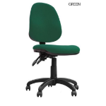 Eliza Tinsley Java 200 High Back Operator Chair With Arms Green DD