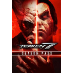 Microsoft TEKKEN 7 - Season Pass, Xbox One Video game downloadable content (DLC)