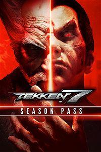 Microsoft TEKKEN 7 - Season Pass, Xbox One Video game downloadable content (DLC)