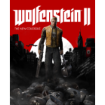 Bethesda Wolfenstein II: The New Colossus Videospiel PC Standard Deutsch, Englisch