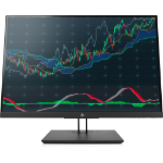 "HP Z24n G2 LED display 61 cm (24"") WUXGA Flat Zwart"