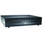 APG Cash Drawer VB554A-BL1616-B5 Metal Black cash tray