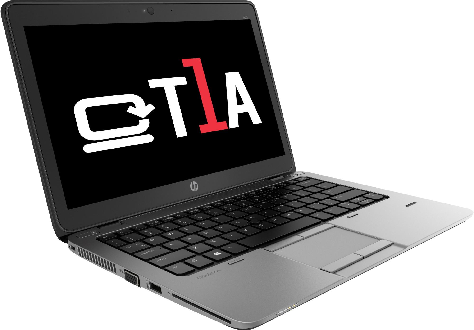 "T1A HP ELITEBOOK 820 G2 CORE I5-530 240GB SSD 8GB RAM 12.5IN Notebook Grey 31.8 cm (12.5"") 1366 x 768 pixels 5th gen Intel® Core™ i5 DDR3L-SDRAM Wi-Fi 4 (802.11n) Windows 10 Pro"