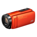 JVC GZ-R495D Handheld camcorder 2.5MP CMOS Full HD Orange