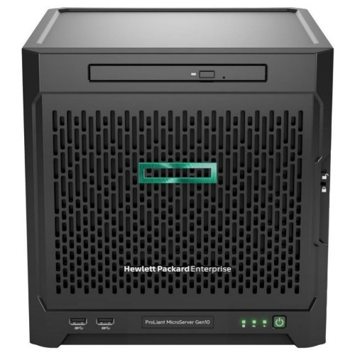 Hewlett Packard Enterprise ProLiant MicroServer Gen10 server 1.6 GHz AMD Opteron X3216 Ultra Micro Tower 200 W