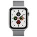 Apple Watch Series 5 reloj inteligente Acero inoxidable OLED Móvil GPS (satélite)