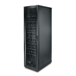 APC SYMMETRA PX 80 KVA BATTERY FRAME W/ OUT A START-UP UPS battery cabinet