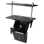 Gamber-Johnson 7160-0586 houder Passieve houder Tablet/UMPC Zwart