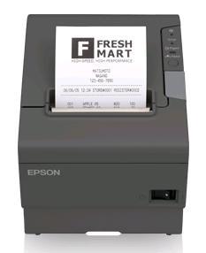 Epson TM-T88V (835): Parallel, PS, EDG, UK