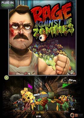 Nexway Rage Against the Zombies vídeo juego PC/Mac Básico Español