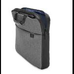 "HP 39.62 cm (15.6"") Signature Slim Topload Case notebook case 39.6 cm (15.6"") Briefcase Grey"